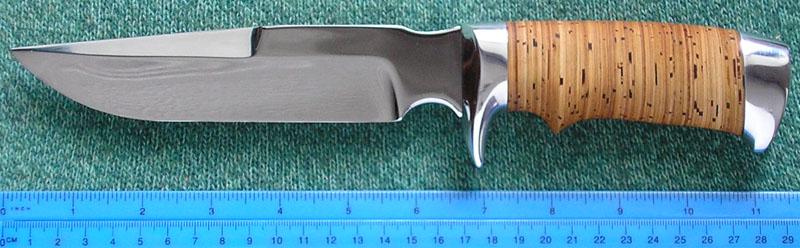 Наборная ручка для ножа своими руками